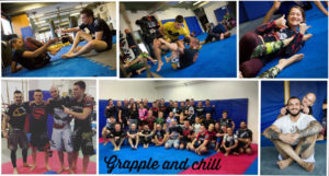 Grappling & chill camp vol. IV
