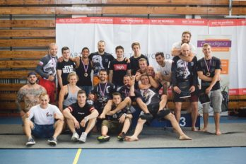 Report- Clash of Wolves & Choketopus grappling challange